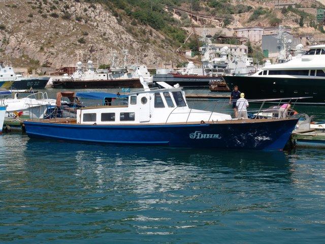 командирская лодка