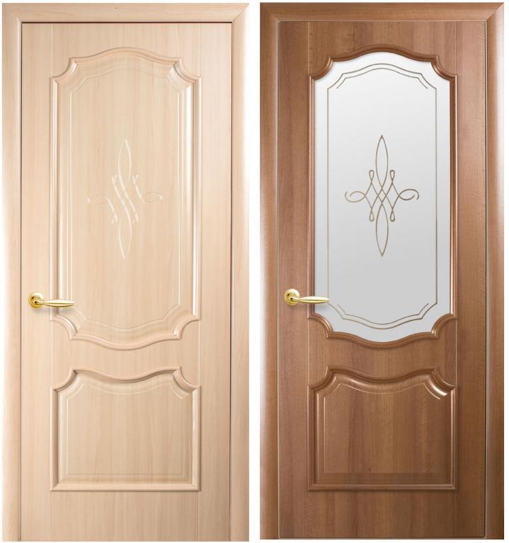 Сборные двери толщиной 40 мм