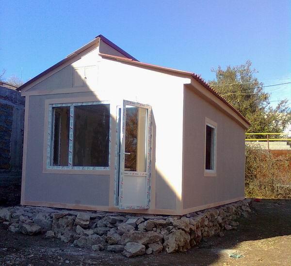 Строительство каркасно-щитовых домов по канадским технологиям