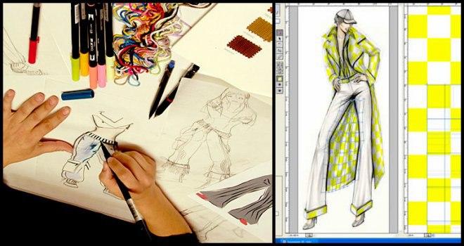 Дизайн одежды обучение