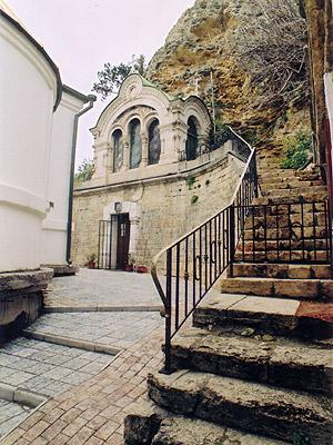 Фиолент. Георгиевский монастырь.